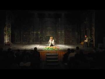 "Спектакль ""As you like it"" William Shakespeare"